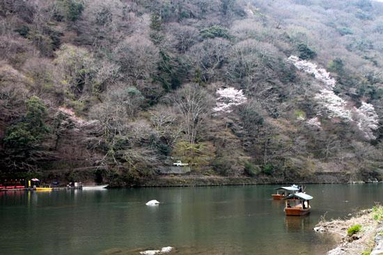 嵐山 渡月橋と亀山公園_e0048413_1894136.jpg