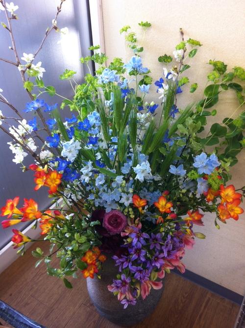 今週のお花とセール情報_a0200423_19411221.jpg