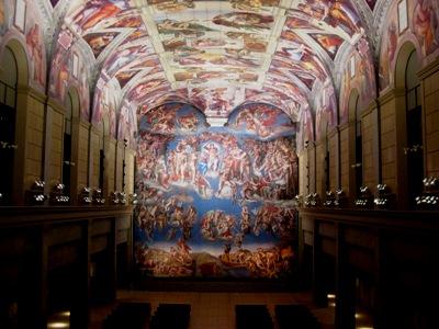 システィーナ礼拝堂の画像 p1_6