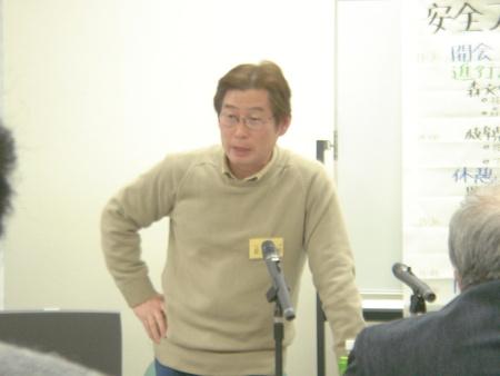 講習会「より安全な森林ボランティア作業のために」     in  大阪YMCA会館_c0108460_1747348.jpg