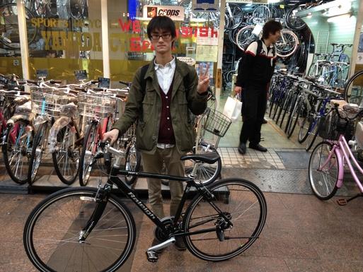 Raleighの自転車は出来る限り ...