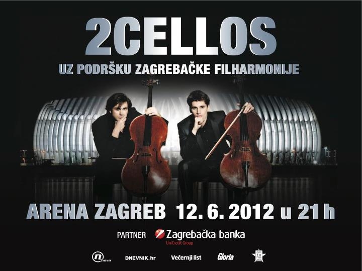 6月12日ザグレブでコンサート #2CELLOS_b0064176_228764.jpg