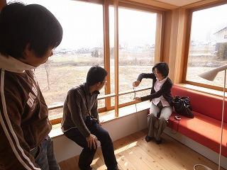 「15坪の家」 見学(3)_f0059988_1541409.jpg