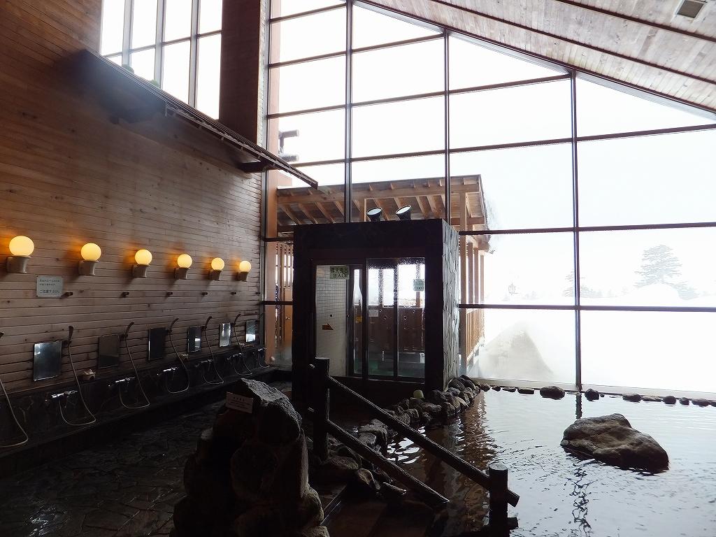 4月8日、吹上温泉保養センター「白銀荘」_f0138096_12172720.jpg
