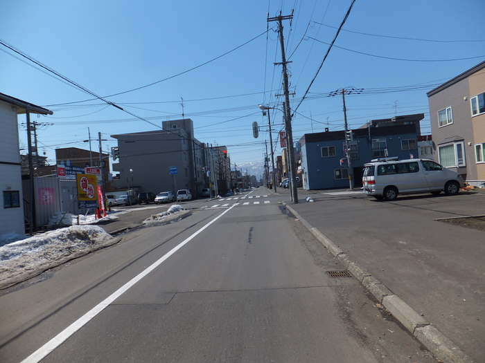 札幌 快晴! 春散歩!_c0226202_16485411.jpg