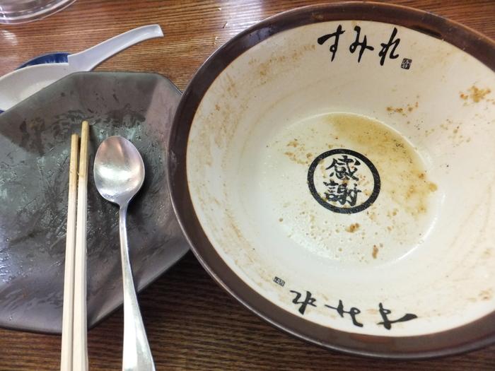 ローライダー in 札幌 すみれ 味噌ラーメン !!_c0226202_22404357.jpg