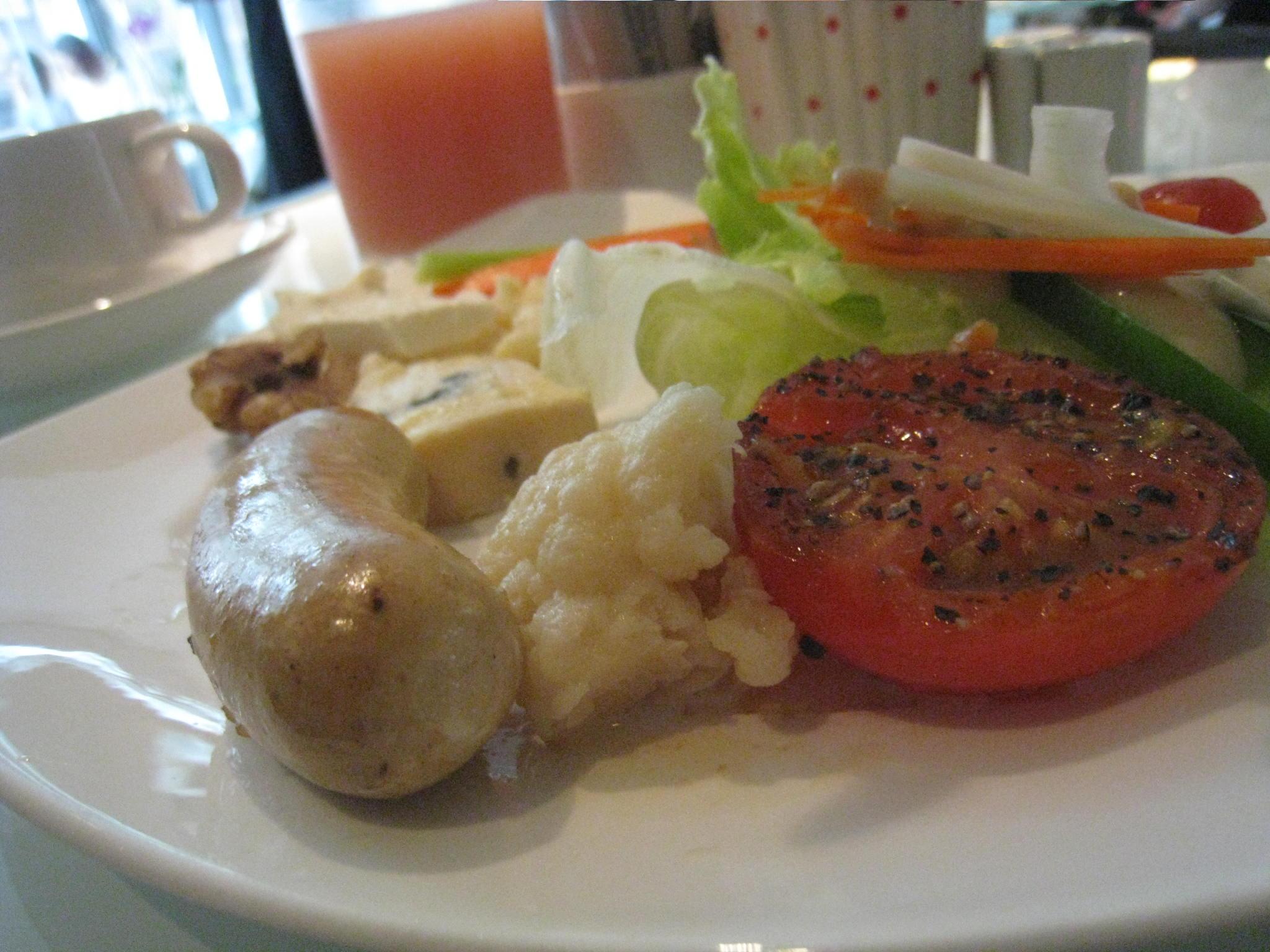 naumi Hotel ホテル朝食_c0212604_645208.jpg