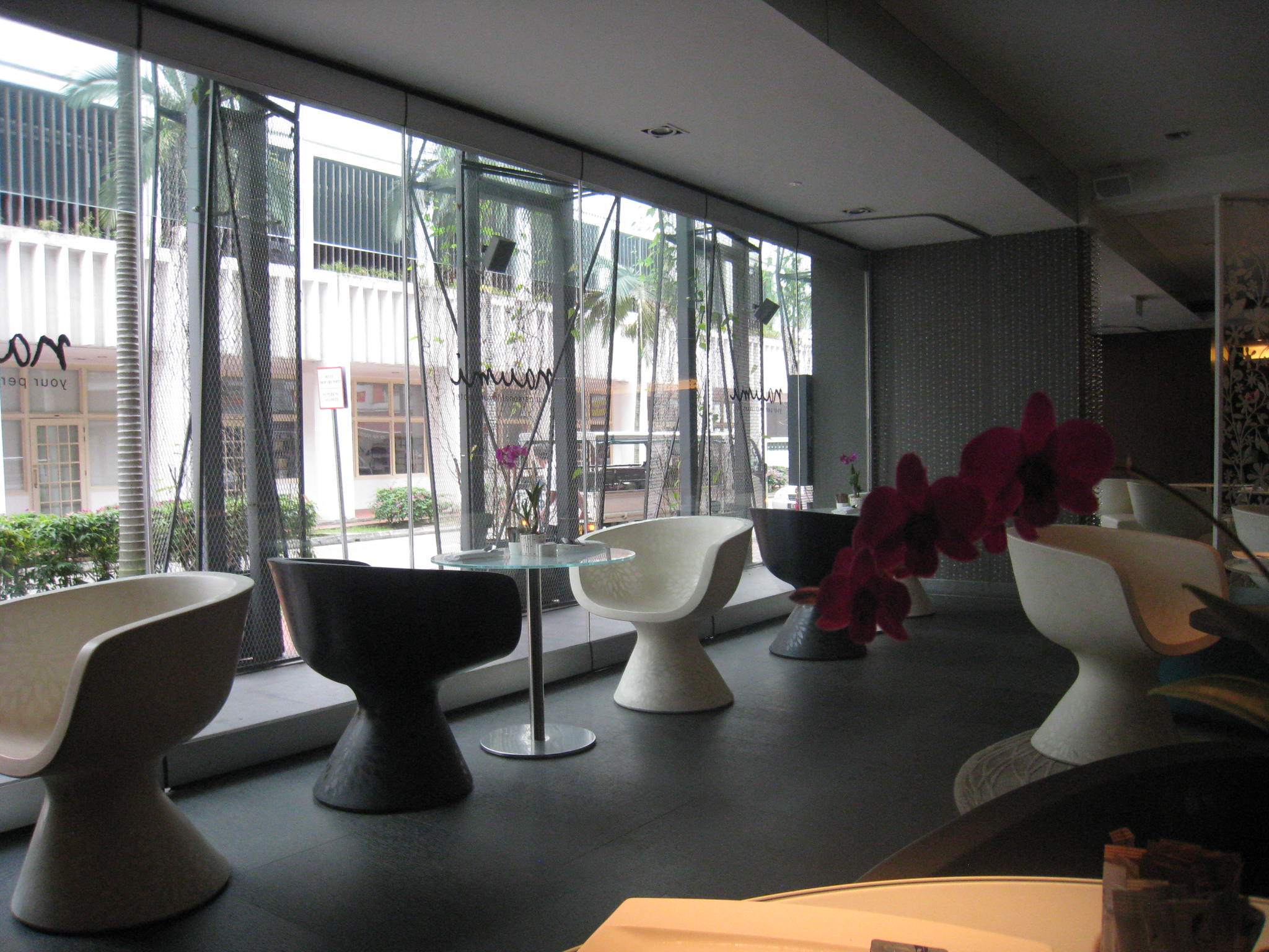 naumi Hotel ホテル朝食_c0212604_6551680.jpg