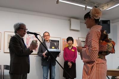 「第10回TIS公募受賞作品展」が開催中です。_f0171840_14434242.jpg