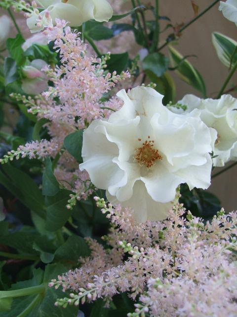 オークリーフ(薔薇と草花のアレンジメント)_f0049672_11565637.jpg