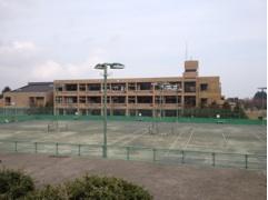 城南テニスコートの被害…!!_d0027501_14283453.jpg