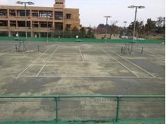 城南テニスコートの被害…!!_d0027501_14285280.jpg