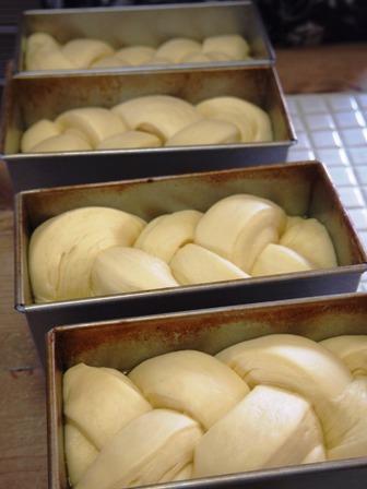酒種でデニッシュとチーズのブリオッシュ風_e0167593_1202717.jpg