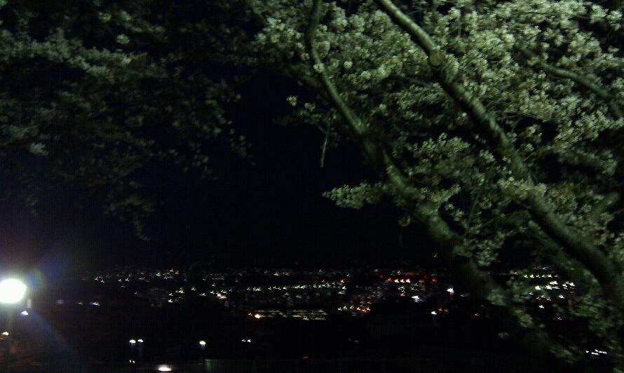 山の日没_d0015306_1183457.jpg