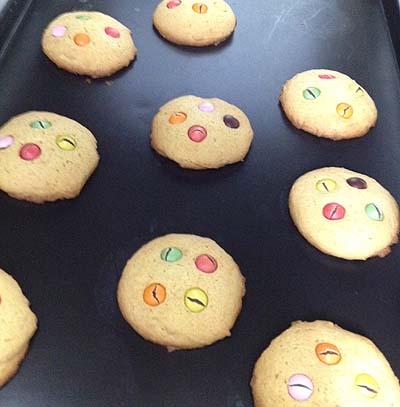 マーブルチョコクッキー&アイシングクッキー_f0235809_1937913.jpg