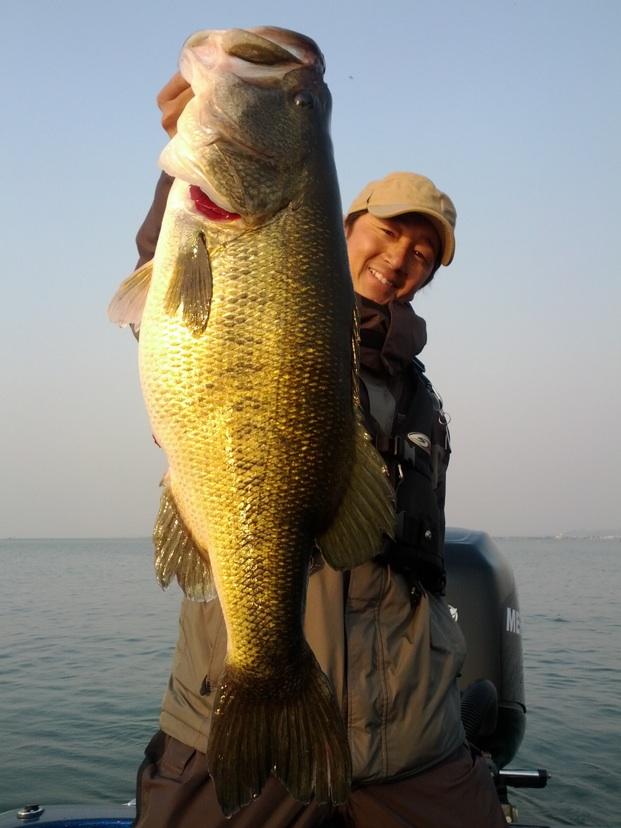 川北です。久しぶりに良い釣が出来ました。_a0153216_1434243.jpg