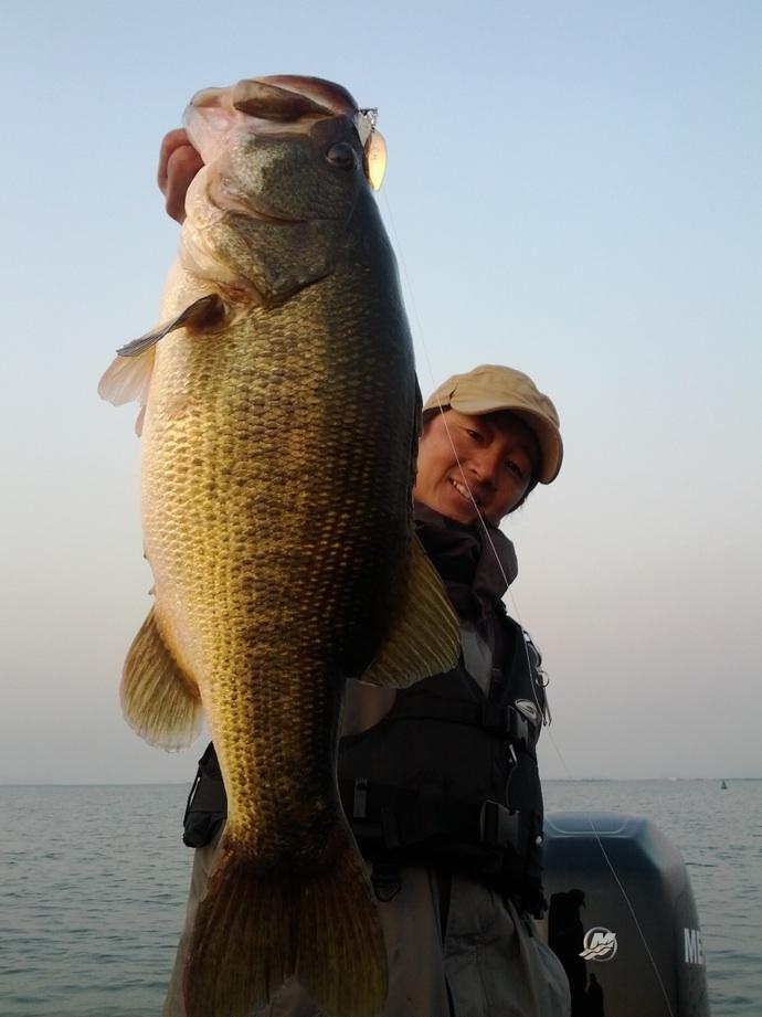 川北です。久しぶりに良い釣が出来ました。_a0153216_14372676.jpg