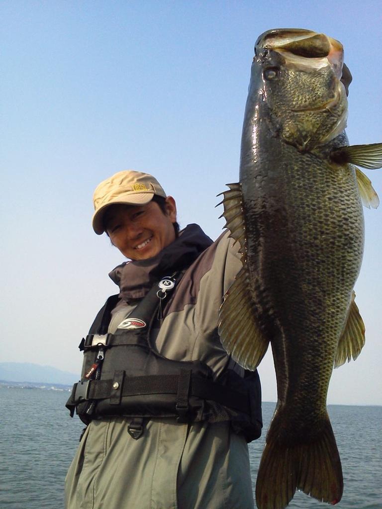 川北です。久しぶりに良い釣が出来ました。_a0153216_1491215.jpg