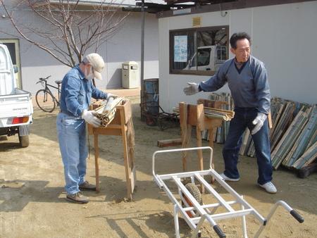 竹炭部会:竹材準備_c0108460_16164882.jpg