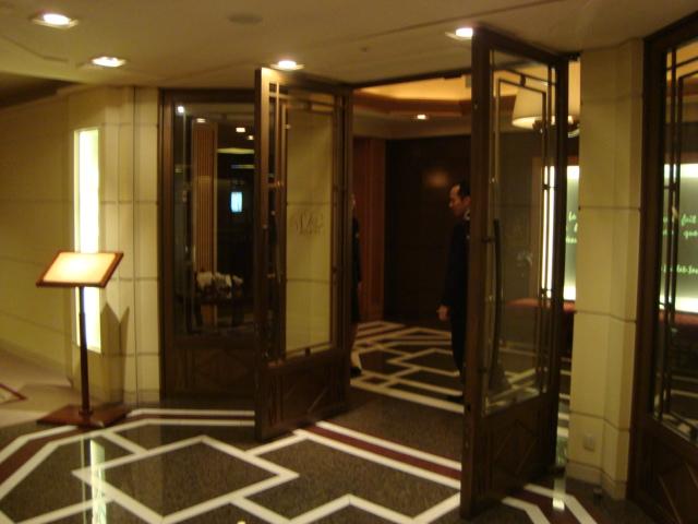 銀座・帝国ホテル「レ セゾン」へ行く。_f0232060_17292657.jpg