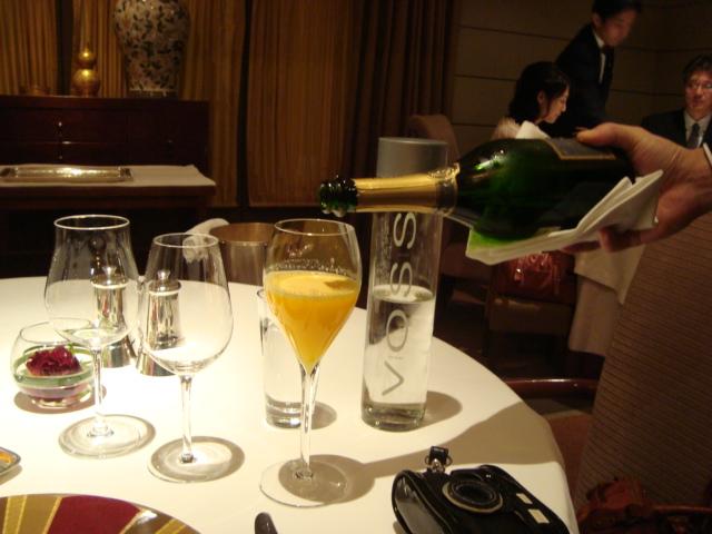 銀座・帝国ホテル「レ セゾン」へ行く。_f0232060_17342522.jpg