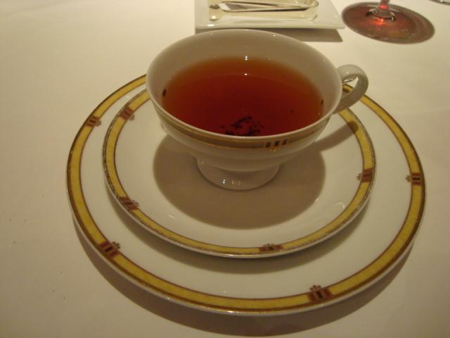 銀座・帝国ホテル「レ セゾン」へ行く。_f0232060_18225439.jpg