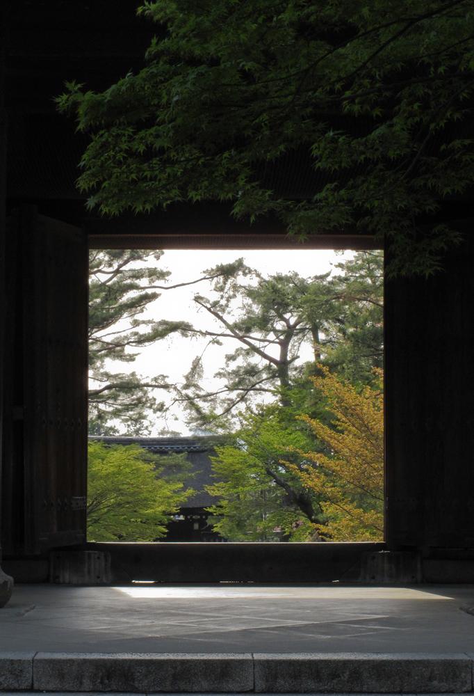 南禅寺の門_a0261169_2011942.jpg