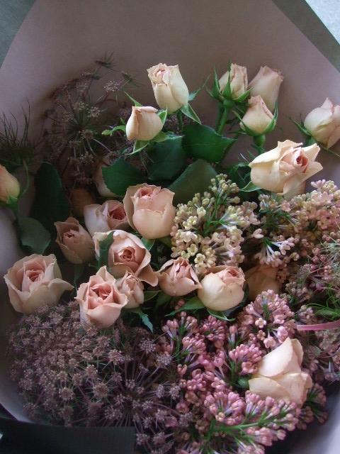 オークリーフ(バラの花束)_f0049672_17445262.jpg