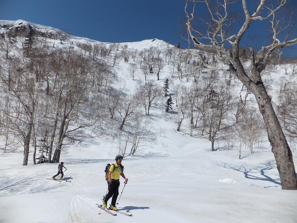 4月14日、空沼岳-その1-_f0138096_17533125.jpg