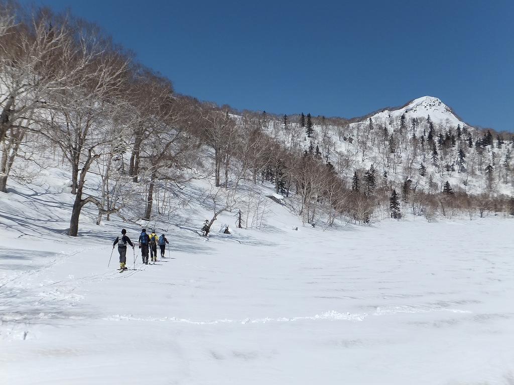 4月14日、空沼岳-その1-_f0138096_17534528.jpg