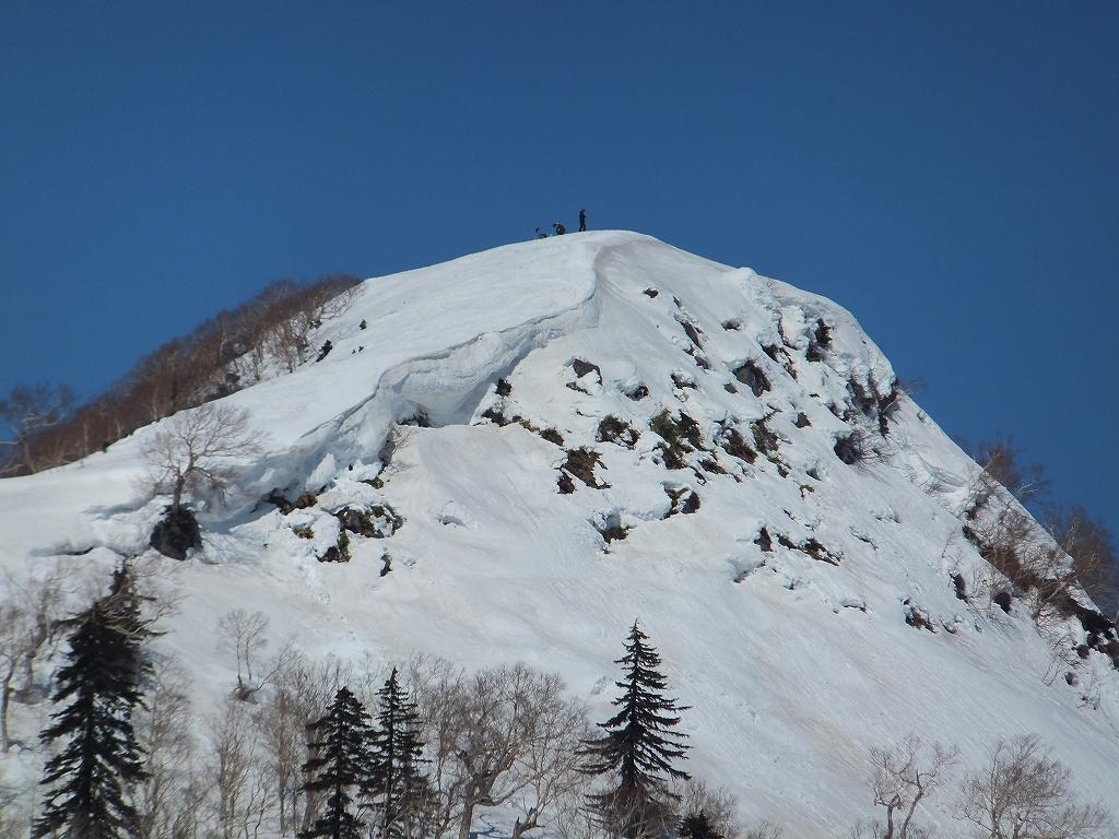 4月14日、空沼岳-その1-_f0138096_1754241.jpg
