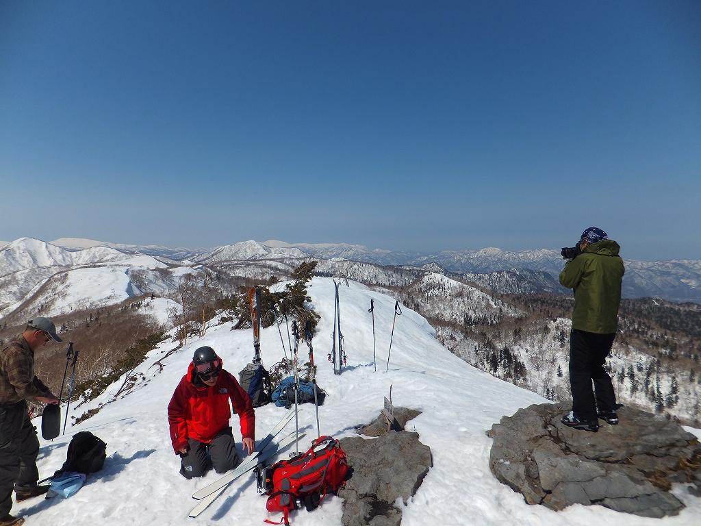 4月14日、空沼岳-その1-_f0138096_17545662.jpg