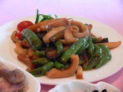 中国出張2010年11月(III)-第四日目-初南京も食べるだけ_c0153302_15233091.jpg