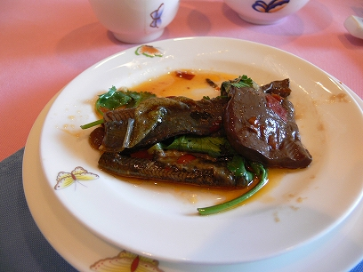 中国出張2010年11月(III)-第四日目-初南京も食べるだけ_c0153302_15241613.jpg