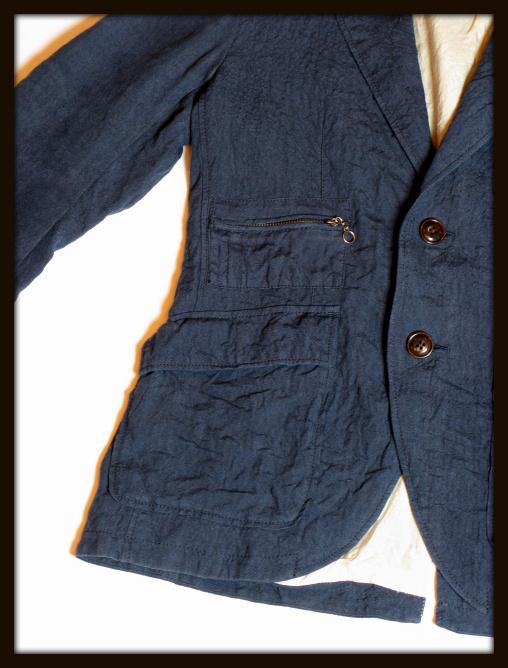 ◆Ramie Linen Rugged Jacket_e0142928_13272628.jpg