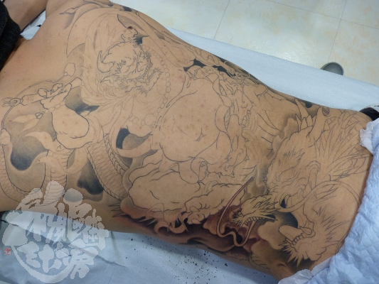 兵庫県 姫路 TATTOO(タトゥー)刺青_a0148054_2050611.jpg