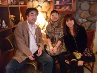 カラフルの仲間の、ステキなブログ♪ そして、3年ぶりの再会と♪_e0188087_2185754.jpg