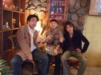 カラフルの仲間の、ステキなブログ♪ そして、3年ぶりの再会と♪_e0188087_2191087.jpg