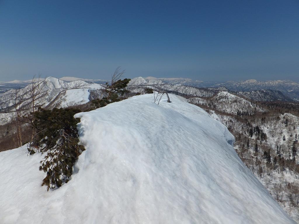 4月14日、空沼岳-その2-_f0138096_12475022.jpg
