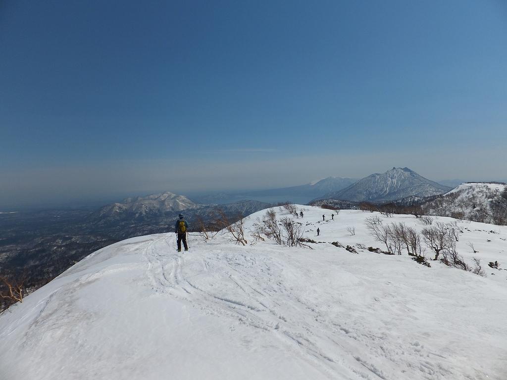 4月14日、空沼岳-その2-_f0138096_12484281.jpg
