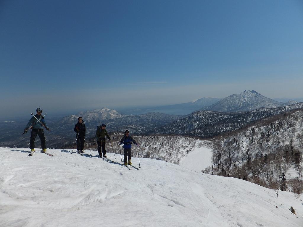 4月14日、空沼岳-その2-_f0138096_12485142.jpg