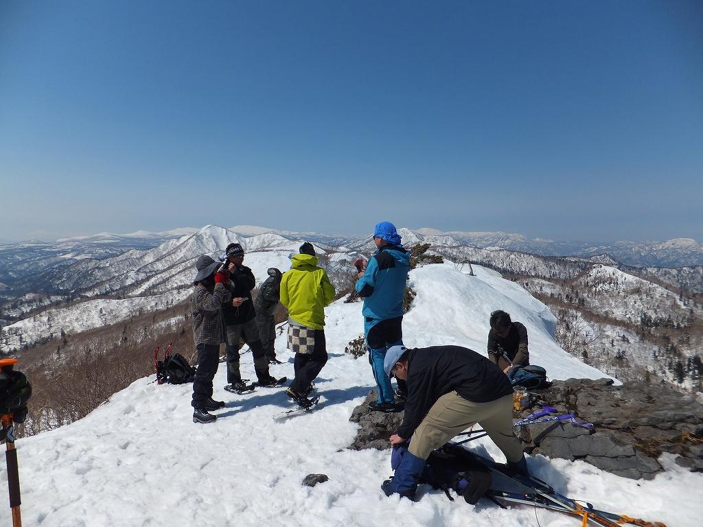4月14日、空沼岳-その2-_f0138096_1248917.jpg