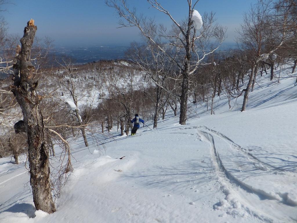 4月14日、空沼岳-その2-_f0138096_1249039.jpg