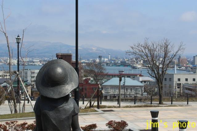 海を見つめる少女2012春_a0158797_21395931.jpg