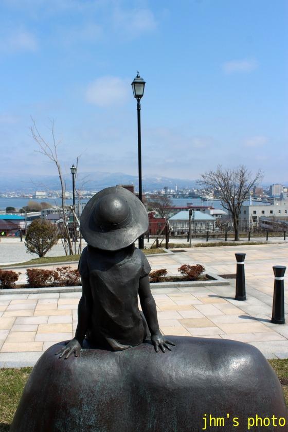 海を見つめる少女2012春_a0158797_21494229.jpg