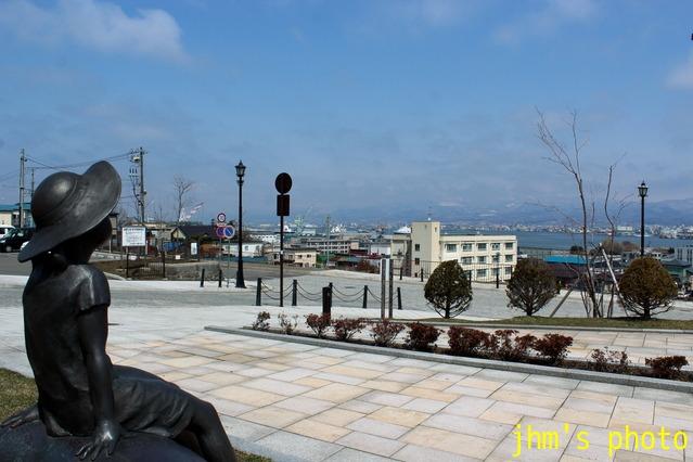 海を見つめる少女2012春_a0158797_21543466.jpg