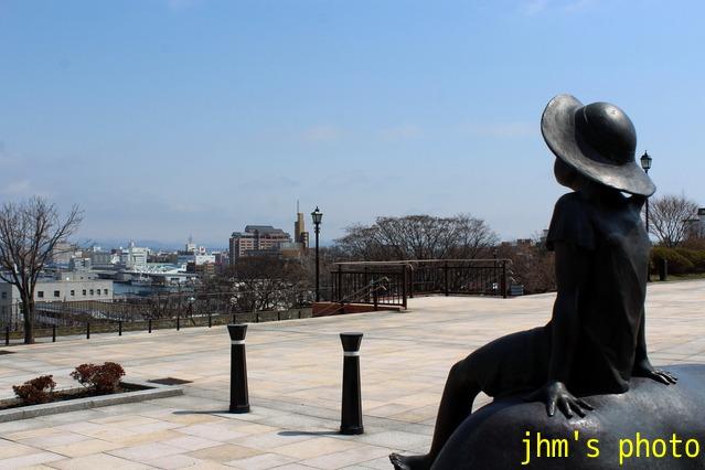 海を見つめる少女2012春_a0158797_220996.jpg