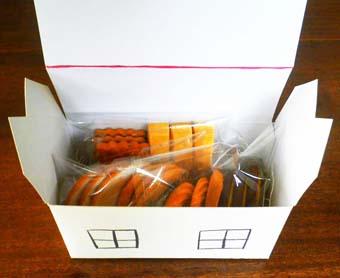 ろみさんのクッキー!_a0166313_1141447.jpg