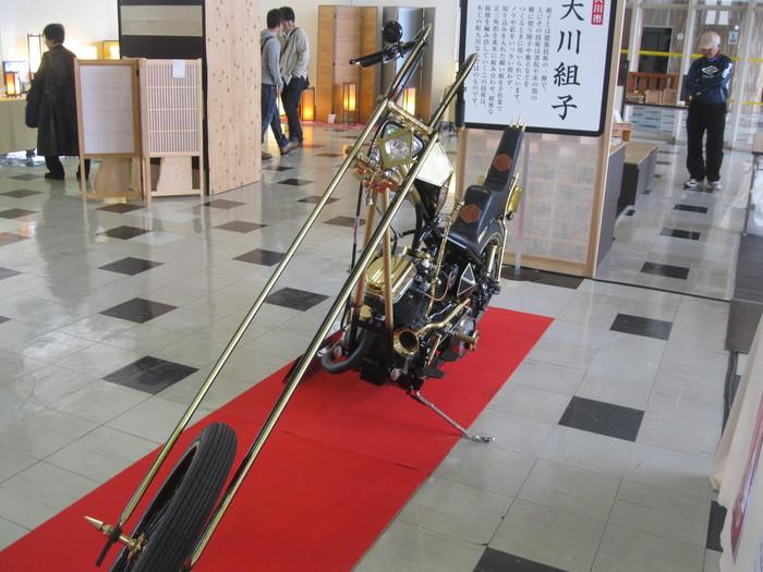 2012「大川木工まつり 春」にて、_a0125419_1032449.jpg