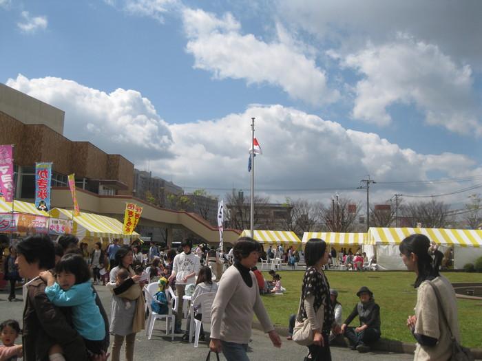 2012「大川木工まつり 春」にて、_a0125419_1037440.jpg